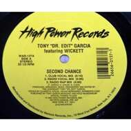 "Tony ""Dr. Edit"" Garcia - Second Chance / I Want You"