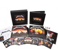 Metallica - Master Of Puppets (Deluxe Boxset)