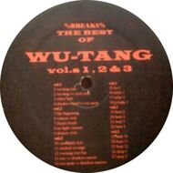 Unknown Artist - The Best Of Wu-Tang Vols. 1, 2 & 3