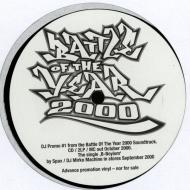 Various - Battle Of The Year 2000