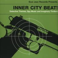 Various - Inner City Beat! Detective Themes, Spy Music And Imaginary Thrillers