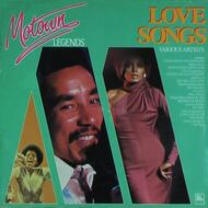 Various - Motown Legends: Love Songs