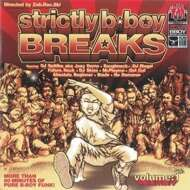 Various - Strictly B-Boy Breaks #09: Compilation Vol.1