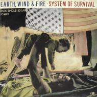 """Wind & Fire Earth - System Of Survival (12"""" Mixes)"""